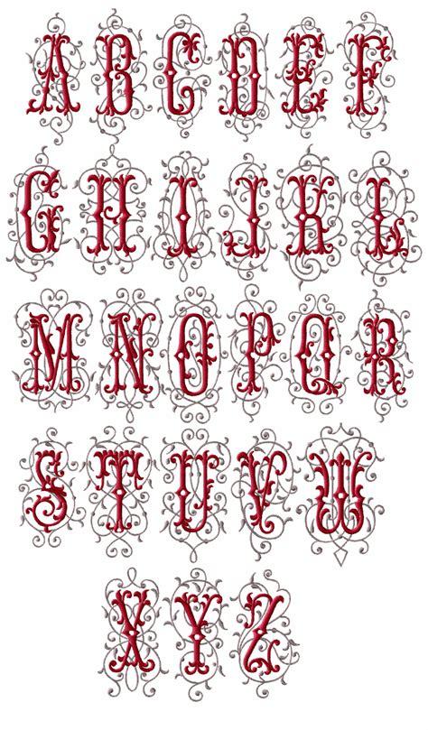 barocco initials