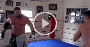 WATCH! #FBF Strongman champion Eddie Hall spars with pro ...
