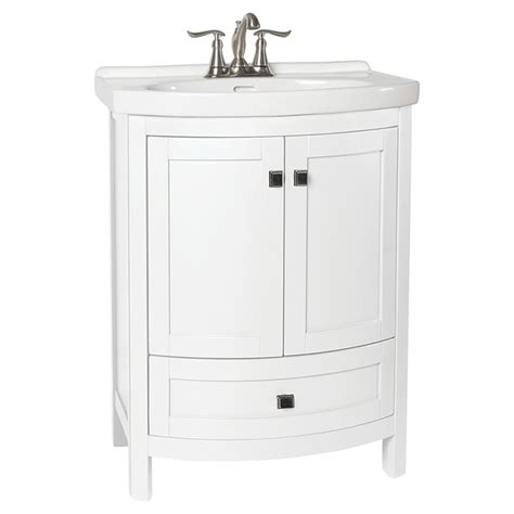 Rona Salle De Bain Vanité by Tallia Vanity With 2 Doors And 1 Drawer White Rona