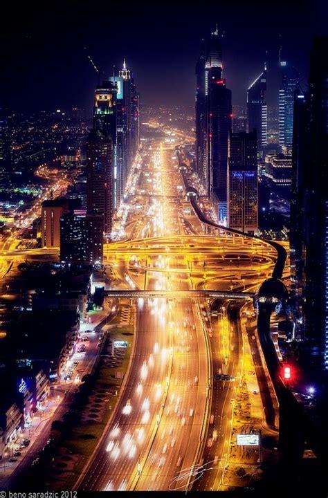 FANTASTIC view of Dubai's Sheikh Zayed Road - Dubai Blog