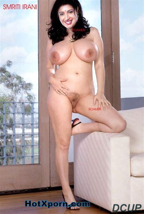 Hot Smriti Irani Big Boobs And Pussy Show Beauty Gets