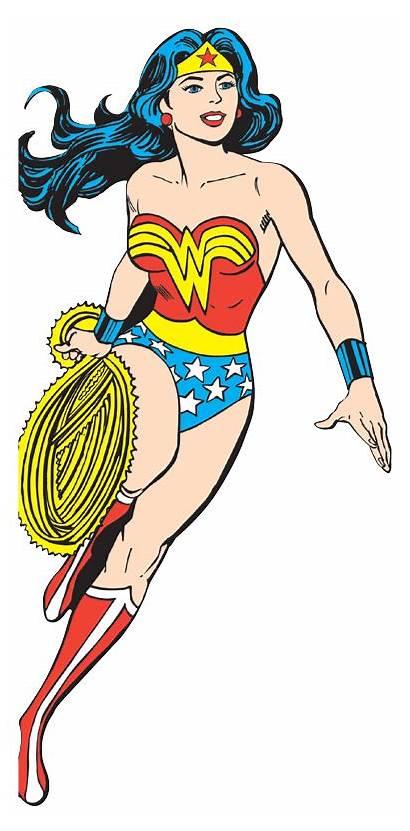 Wonder Woman Clipart Comic Cartoon Comics Parody