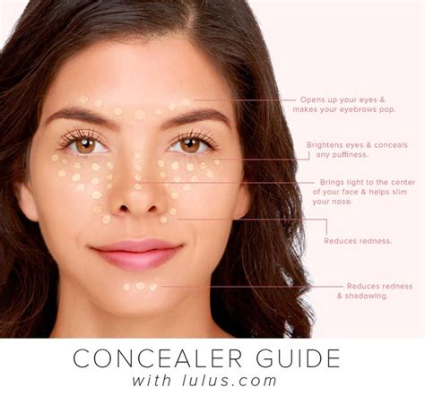 Best 25 How To Apply Concealer Ideas On Pinterest