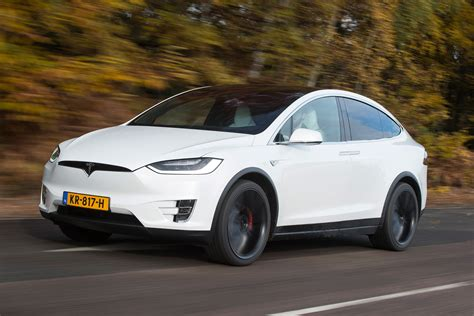 tesla model   uk review pictures auto express
