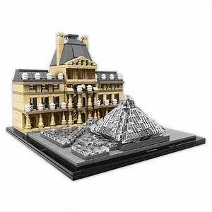 Louvre LEGO® Set – Chicago Architecture Foundation Shop