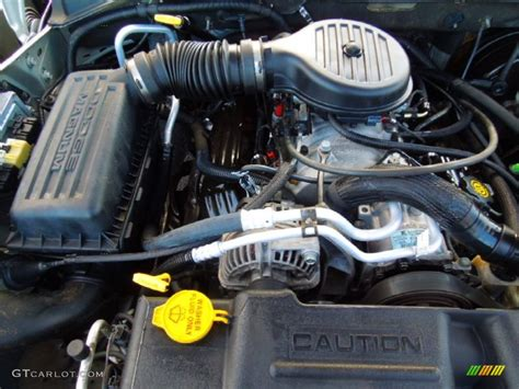 Dodge Durango Engine by 2003 Dodge Durango Sxt 5 9 Liter Ohv 16 Valve V8 Engine