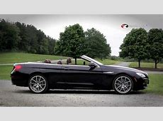 BMW 6 Series Convertible 2012 650i with Emme Hall by