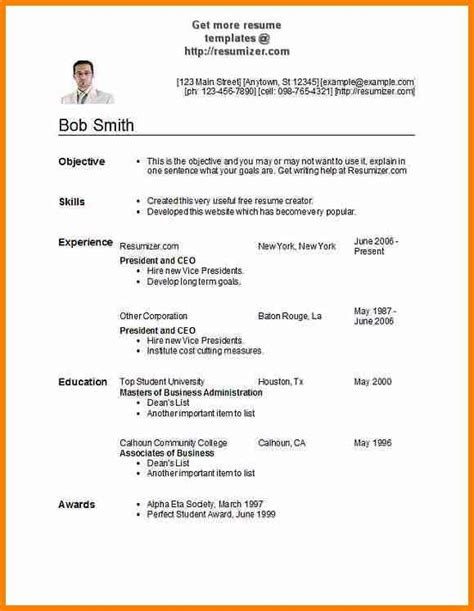 Resumes Styles by 8 Different Styles Of Resumes Defense