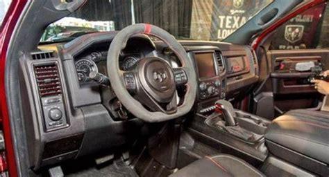 ram rebel trx concept hellcat  road truck