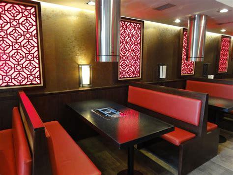 Bulgogi Grill Leeds Interior Design