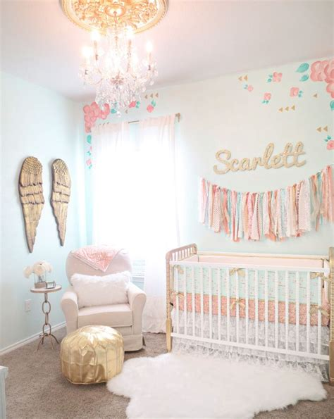 67 Best ♥ Baby Girl Rooms ♥ Images On Pinterest Baby