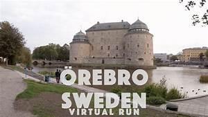 U00d6rebro Sweden Virtual Run