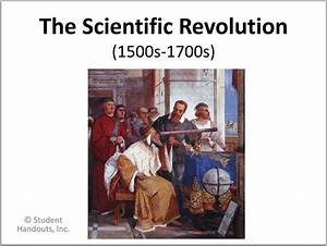 Scientific Revolution - Free PowerPoint Presentation