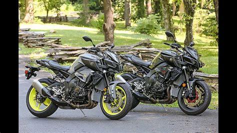 2018 Yamaha Fz-10 Abs New Naked Sport Bike