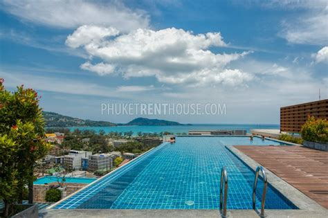 Wonderful 1 Bedroom Apartment With Seaview Near