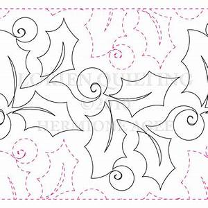 Pantograph quilt patterns free patterns for Free pantographs