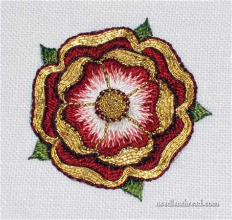 scale   embroidery project