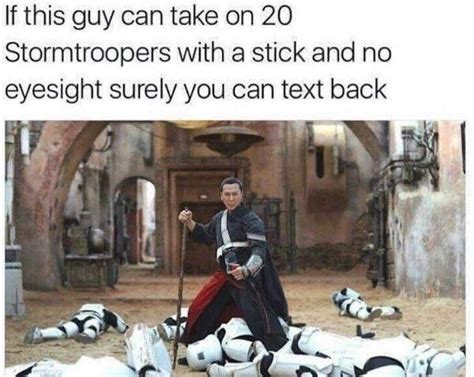 surely you can text back | Star wars humor, Star wars ...