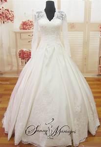Robe Mariage Dentelle : robes de mariage robes de mariee robe de mariee ~ Mglfilm.com Idées de Décoration