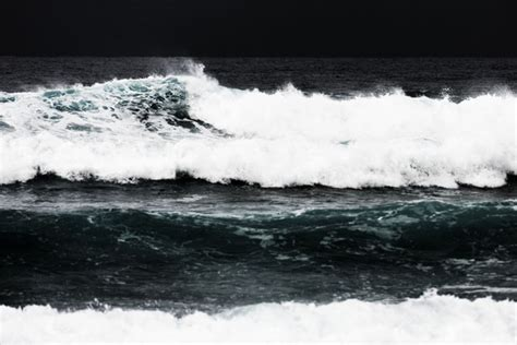 Rough Waves Free Stock Photo - Public Domain Pictures