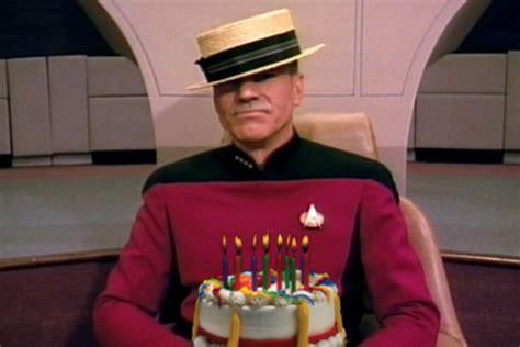 patrick stewart happy birthday bacon and legs happy birthday sir patrick stewart