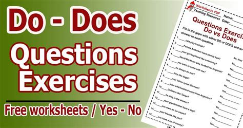 questions exercises   worksheets
