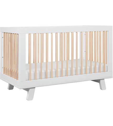 Babyletto Hudson 3in1 Convertible Crib With Toddler Bed