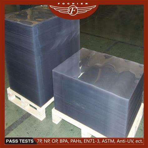 transparent clear rigid plastic pvc sheets  buy pvc