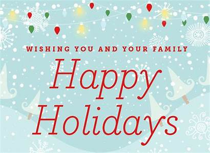 Holidays Happy Yours Wishing Pediped Milled