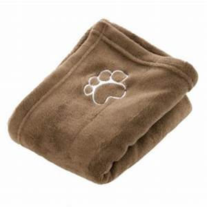 Grreat choicer micro terry blanket dog from pet smart for Petsmart dog blankets