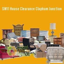 local house clearance clapham junction sw