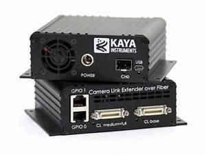 Kaya Instruments Camera Link Range Extender Over Fiber