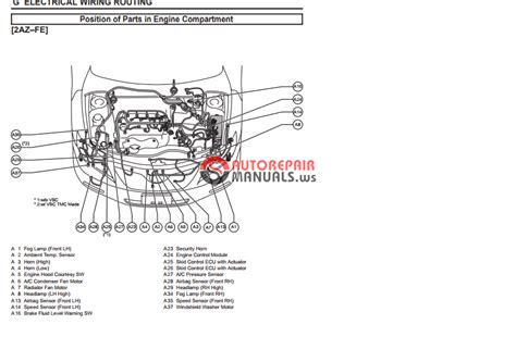 Toyota Camry Ewd Electrical Wiring Diagram Auto