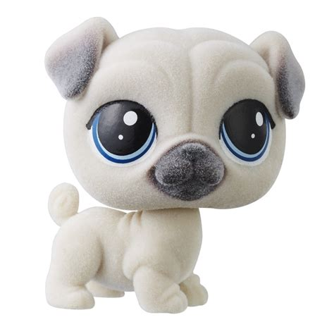 Lps Pugson Fuzzypaws Generation   Pets Lps Merch