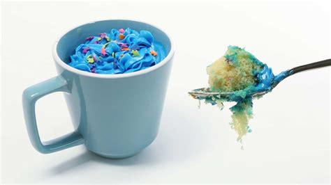 mug cupcake easy microwave mug cake youtube