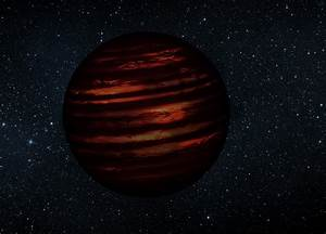 Brown Dwarf Is Actually a Planetary Mass Object - SpaceRef