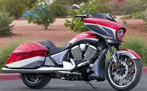 2015 Magnum Red Over Supersteel Gray