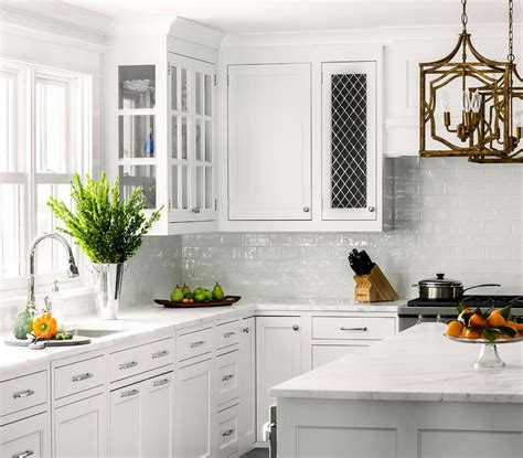 white kitchen subway tile backsplash best 25 white backsplash with white cabinets 1828