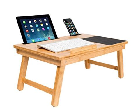 33067 laptop table for bed portable laptop table breakfast serving bed tray desk