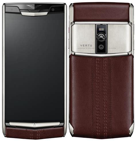 vertu luxury vertu signature touch luxury smartphone price in india