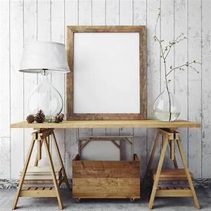 Habiller Un Mur : comment cacher un papier peint en le d corant ~ Melissatoandfro.com Idées de Décoration