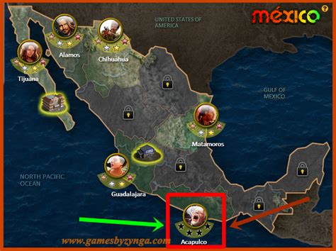 siege acapulco mafia wars by zynga acapulco district 6 in mexico in