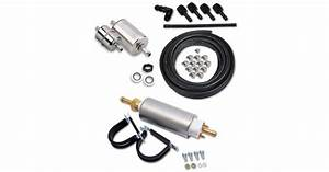Holley 526  Fitech Efi Master Fuel System Kit