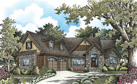 The Sandy Creek House Plan great elevation and plan for a