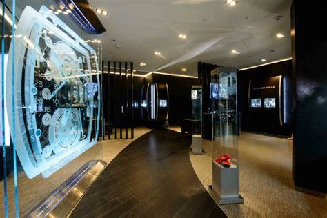 richard mille opens boutique  las vegas  exclusive