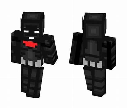 Batman Beyond Minecraft Skin Skins Superminecraftskins 3d