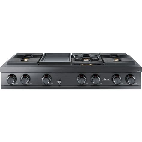 Dacor Gas Cooktop by Dacor Modernist 48 Quot Gas Cooktop Stainless Steel