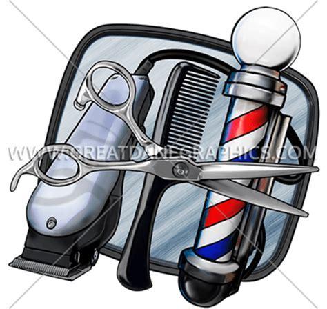 Barber Graphics ~ Tuny for