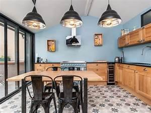 Cuisine Style Industriel Vintage : 17 meilleures id es propos de cuisines industrielles sur ~ Teatrodelosmanantiales.com Idées de Décoration
