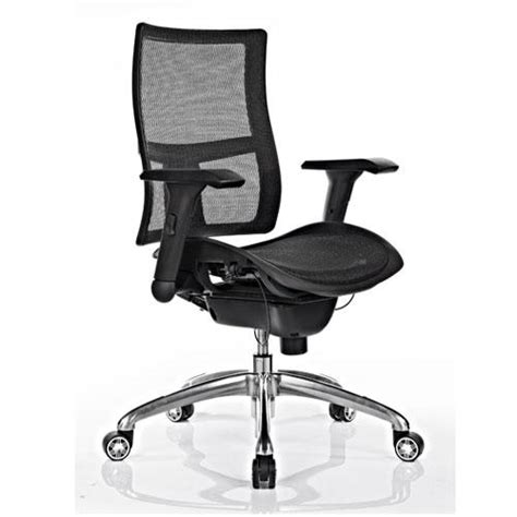 zodiac mesh fully adjustable office chair office furniture